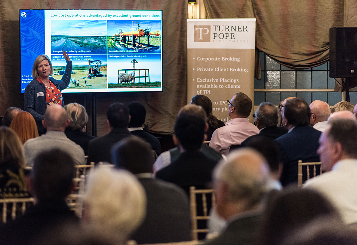 Turner Pope Investor Evening February 2019