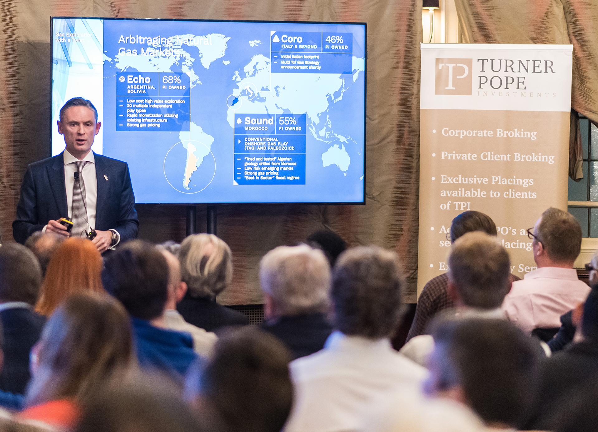 Turner Pope Investor Evening May 2019